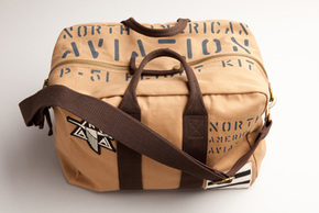 NAA P-51 Kit Bag Top
