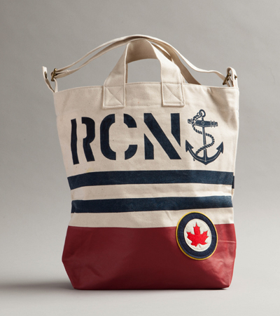 RCN Tote Bag, Canadian Heritage Brands