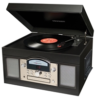 Crosley Archiver Turntable - CR6001A-BK
