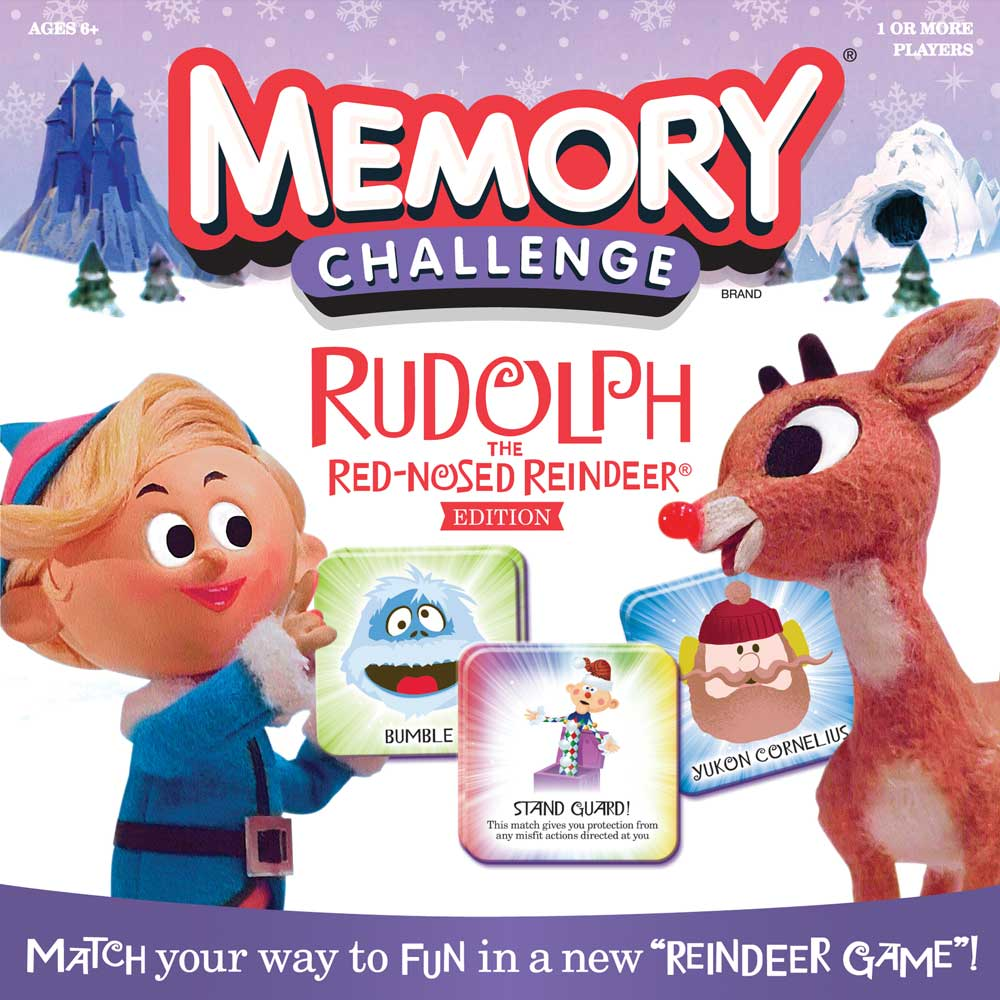Memory Challenge - Rudolph