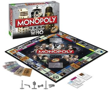 Dr. Who Monopoly