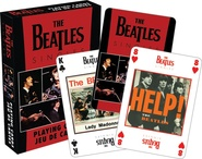 The Beatles - Covers - Playing Cards