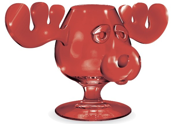 National Lampoon's Christmas Vacation Moose Mug - Red