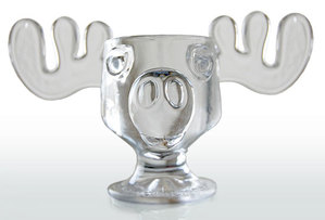 National Lampoon's Christmas Vacation Moose Mug - Clear