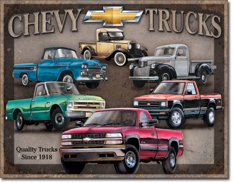 1747 - Chevy Truck Tribute