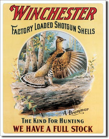 1007 - Winchester - Drumming Grouse