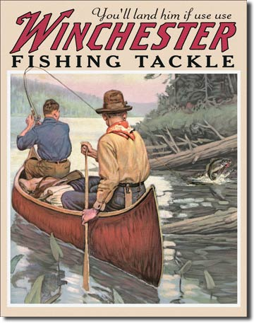 1008 - Winchester - Fishing Tackle