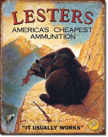 1758 - Lester's Ammo