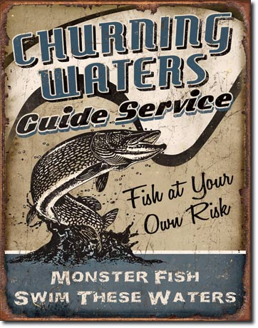 1814 - Churning Waters Guide Service