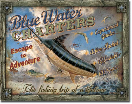 1870 - Blue Water Charters