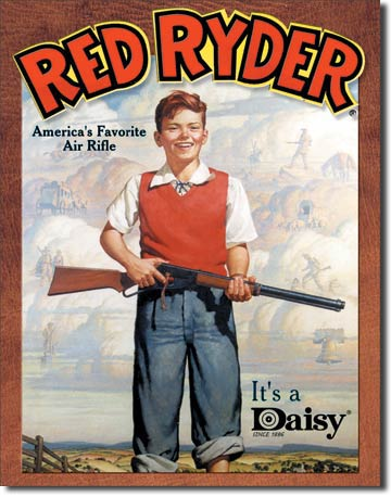 904 - Daisy Red Ryder